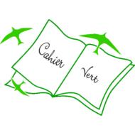 Cahier Vert
